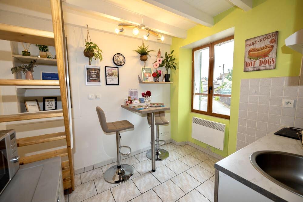 Appartement : Le Clocher de Léonie
